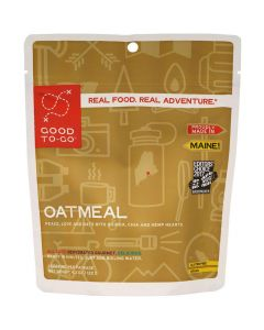 Good To-Go Outmeal Dehydrated Meal