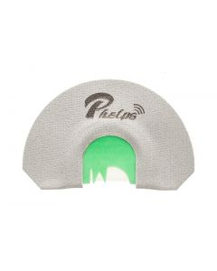 Green Viper Turkey Call Diaphragm by Phelps Game Calls 1