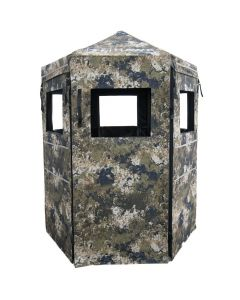 Hawk Down and Out Scout Veil Hunting Blind