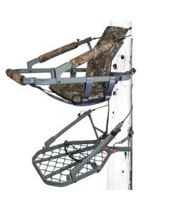 Hawk Warbird LT Bone Collector Aluminum Climber Treestand