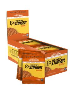 Honey Stinger Gluten-Free Waffles - 16 Pack