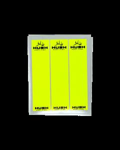Hush Arrow Wraps - Yellow