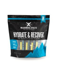 Wilderness Athlete Hydrate & Recover- Lemon Lime