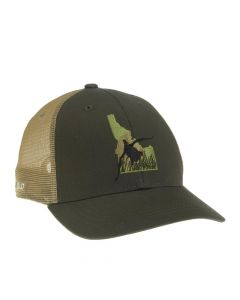 Rep Your Water Idaho Waterfowl Hat 1