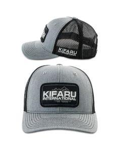 Kifaru Wilderness Logo Trucker Headwear