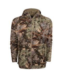 King's Camo Hunter Full-Zip Fleece Hoodie