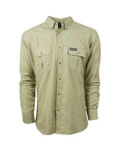 King's Camo Hunter Safari Long Sleeve Shirt