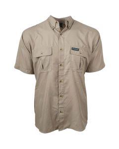 King's Camo Hunter Safari Short Sleeve Shirt