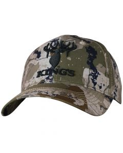 King's Camo Hunter Series Embroidered Hat