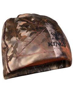 King's Camo Reversible Beanie - Mountain Shadow