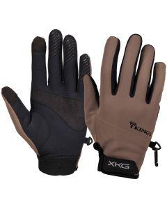 King's Camo XKG Mid-Weight Gloves - Dark Khaki