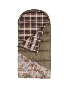 King's Camo Youth Sleeping Bag with Backpack - Desert Camo
