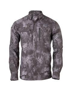 Kryptek Adventure III Long Sleeved Shirt - Typhon - Front