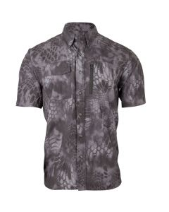Kryptek Adventure III Short Sleeved Shirt - Typhon - Front