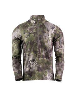 Kryptek Arma Fleece 1/2 Zip Jacket - Altitude