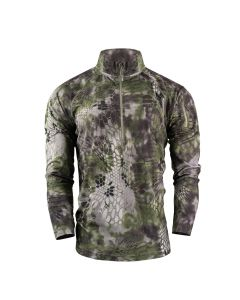 Kryptek Arma Tech 1/2 Zip Jacket - Altitude