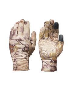Kryptek Krytos Fleece Gloves - Highlander