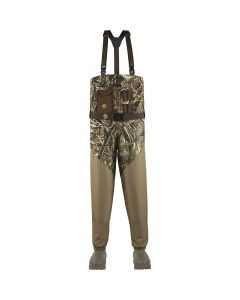 LaCrosse Men's Alpha Agility Zip 1600G Insulated Wader