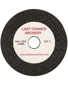 Last Chance Archery 3 inch Cut-Off Wheel