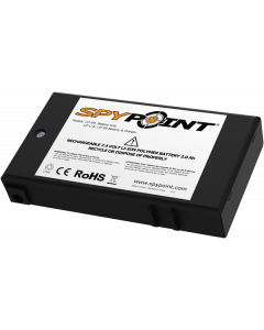 Spypoint Lithium Ion Replacement Battery Pack Standalone Battery