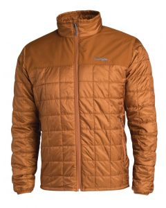 Sitka Lowland Jacket - Front - Rust