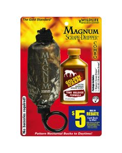 Wildlife Research Center Magnum Golden Scrape Dripper
