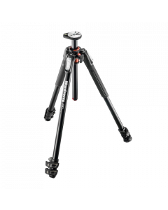 Manfrotto 190XPRO Aluminium 3-Section Camera Tripod