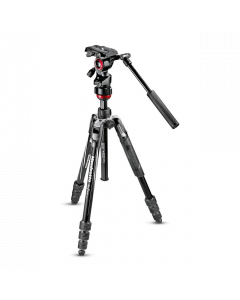 Manfrotto Befree Live Aluminium Tripod Twist with Video Head