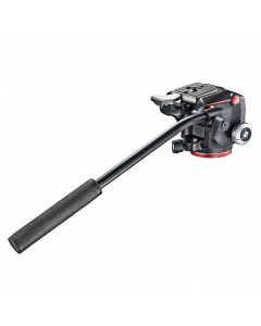 Manfrotto XPRO Fluid Two-Way Tripod Head with Fluidity Selector