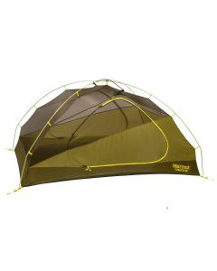 Marmot Tungsten 2P Backpacking Tent - Green Shadow - No Fly