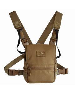 Marsupial Gear Binocular Pack - Coyote Brown - 1