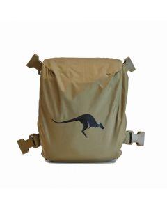 Marsupial Gear Binocular Rain Cover - Coyote Brown - 1