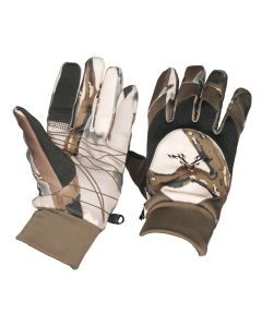 Predator Camo Midweight Touch Gloves - Fall Gray