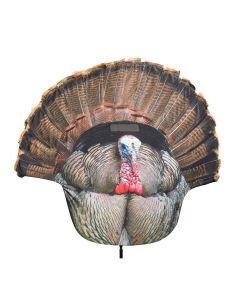 Montana Decoy Fanatic Reaping Turkey Decoy - Front