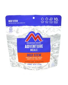 Mountain House Beef Stew Adventure Meal