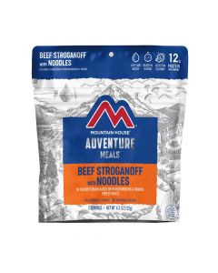 Mountain House Beef Stroganoff Adventure Meal