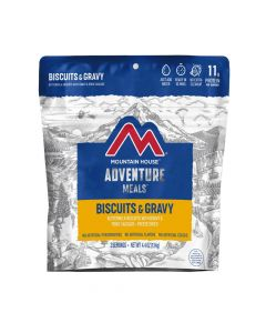 Mountain House Biscuits & Gravy Adventure Meal