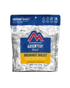 Mountain House Breakfast Skillet Adventure Meal - Front