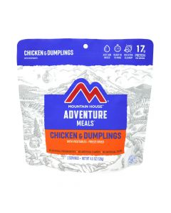 Mountain House Chicken and Dumplings Adventure Meals