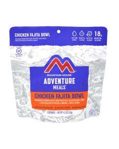 Mountain House Chicken Fajita Bowl Adventure Meals