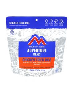 Mountain House Chicken Fried Rice Adventure Meal - Front