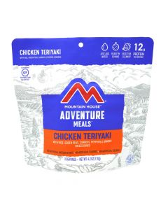 Mountain House Chicken Teriyaki with Rice Adventure Meal