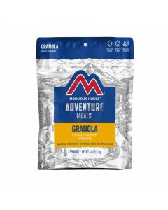 Mountain House Granola with Milk and Blueberries Adventure Meal