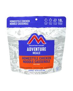 Mountain House Homestyle Chicken Noodle Casserole Adventure Meal