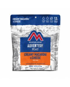 Mountain House Macaroni & Cheese Adventure Meal