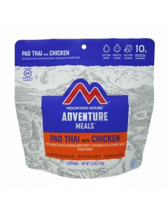 Mountain House Pad Thai with Chicken Adventure Meal