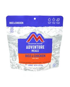 Mountain House Rice & Chicken Adventure Meal