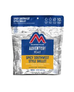 Mountain Spicy Southwest Breakfast Hash Adventure Meal