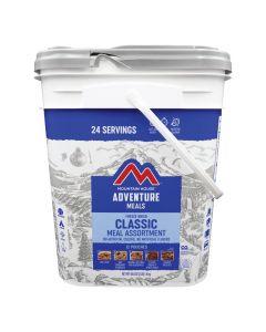 Mountain House Classic Assortment Bucket Adventure Meals