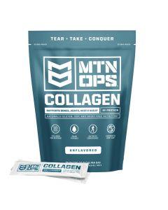 MTN OPS Collagen On-The-Go Packs